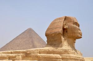 miasta Egiptu