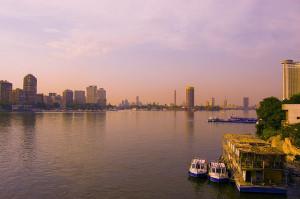 dolny Egipt nil