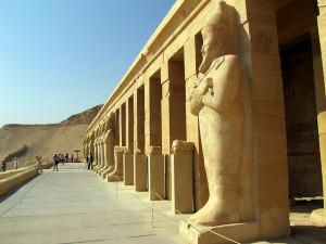 zabytki górnego egiptu